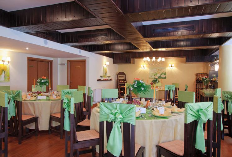 Baile Olanesti Restaurant